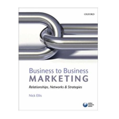 Business to Business Marketing, Oxford University Press