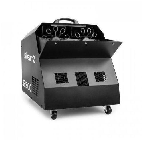 Beamz B2500 podwójna maszyna do wytwarzania baniek mydlanych