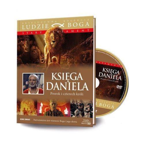 Rafael Ludzie boga. księga daniela dvd + ksiażka (9788366126107)