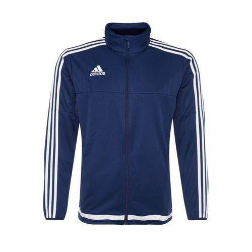 adidas Performance TIRO15 Kurtka sportowa navy/white, kolor niebieski