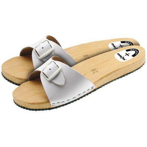 Buty zawodowe 45 - bmklapl w obuwie medyczne medibut marki Reis
