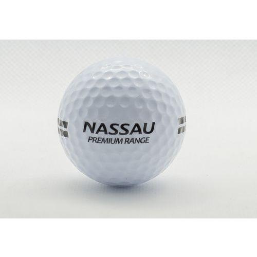 Pilki golfowe NASSAU Driving Range
