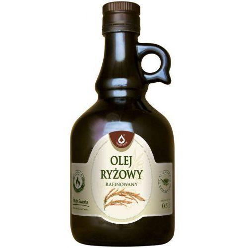 Olej ryżowy 500ml marki Oleofarm