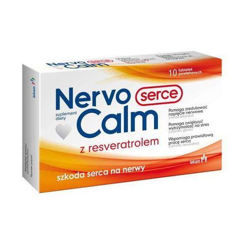 Lek-am Nervocalm serce x 10 tabletek