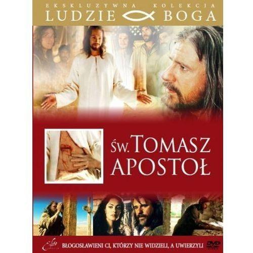 Praca zbiorowa Św. tomasz apostoł + film dvd