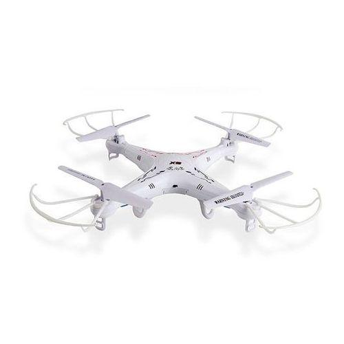 Syma Dron rc x5 2.4ghz quadcopter biały + zamów z dostawą jutro! + darmowy transport! (5902230130050)