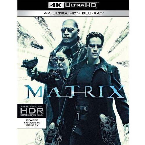 Matrix (3bd 4k) (płyta bluray) marki Warner bros