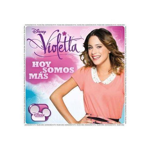 Soundtrack Disney - Violetta - Hoy Somos Más (OST), 8730064