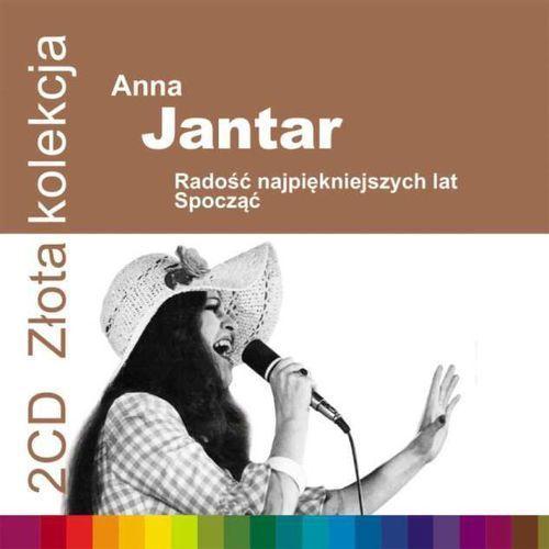 Emi music poland Anna jantar - złota kolekcja vol. 1 & vol. 2 - album 2 płytowy (cd)