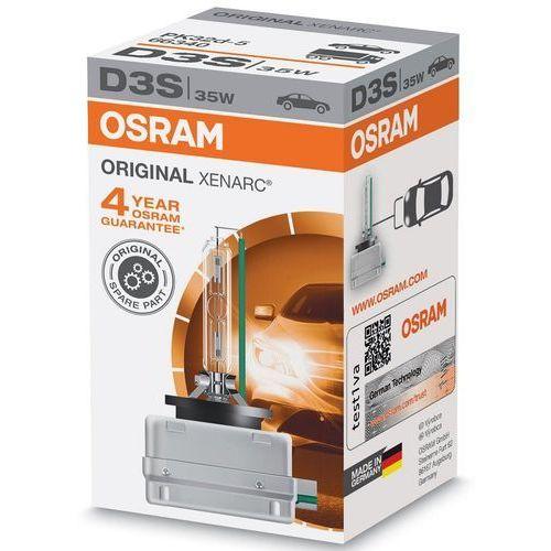 Osram xenarc original d3s hid xenon nagrywarka, lampa wyładowcza, pierwszorzędnej jakości oem, oryginalna, składane pudełko (4052899199569)