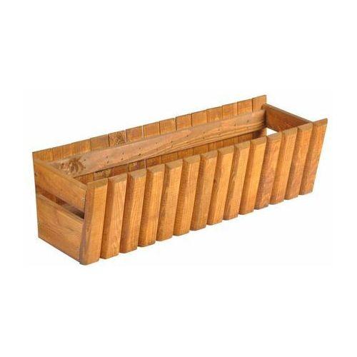 Doniczka balkonowa STOKROTKA 60 x 20 cm SOBEX (5908235381756)