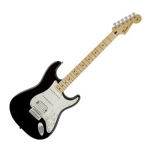 standard stratocaster hss mn blk marki Fender