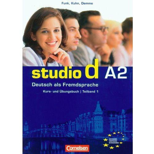 Studio d A2 Teilband 1 KB/AB, praca zbiorowa