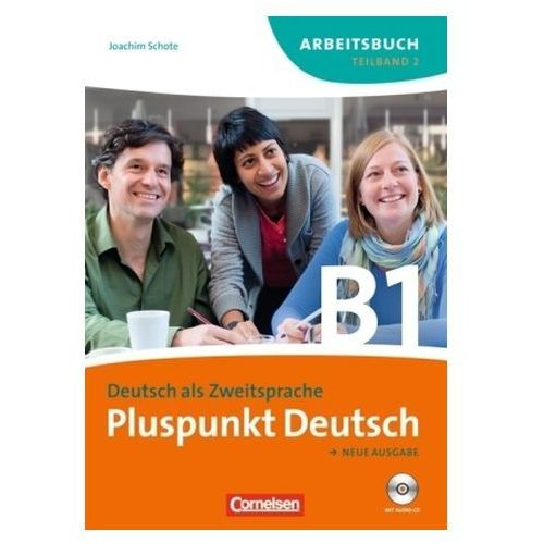 Arbeitsbuch (Lektion 8-14), m. Audio-CD (9783060243228)