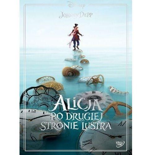 Alicja po drugiej stronie lustra (dvd) uwierz w magię (płyta dvd) marki James bobin