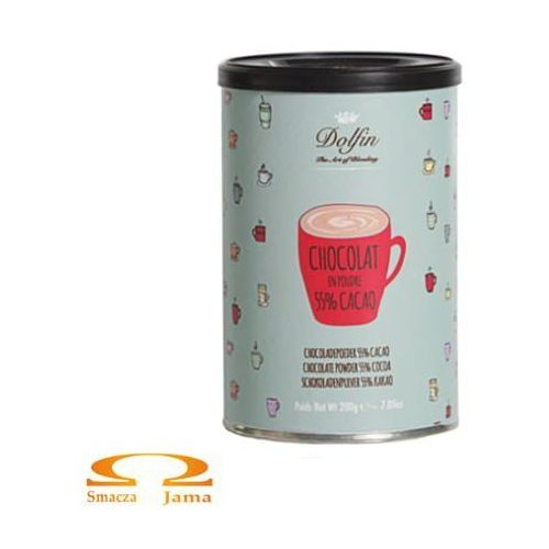 Czekolada pitna dolfin 55% kakao 250g marki Dolfin the art of blending