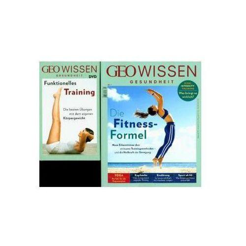 Die Fitness Formel, m. DVD Schaper, Michael (9783652008006)