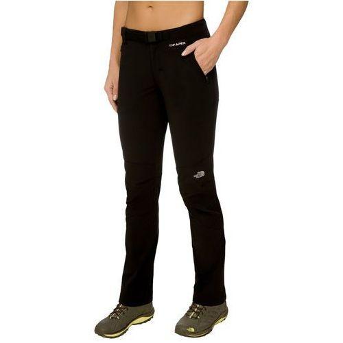 The North Face Diablo Spodnie długie Kobiety czarny L 2018 Spodnie Softshell, kolor czarny