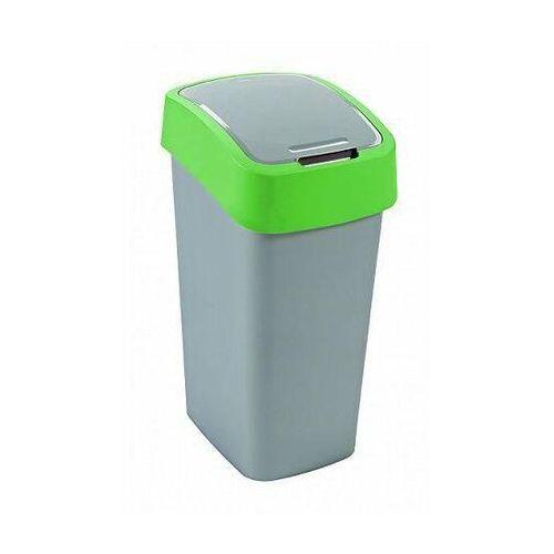 Kosz na śmieci Sorter na śmieci Flip Bin 50L green.si - produkt dostępny w twojekosze.pl