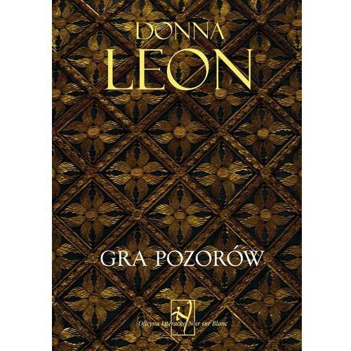GRA POZORÓW - Leon Donna (350 str.)