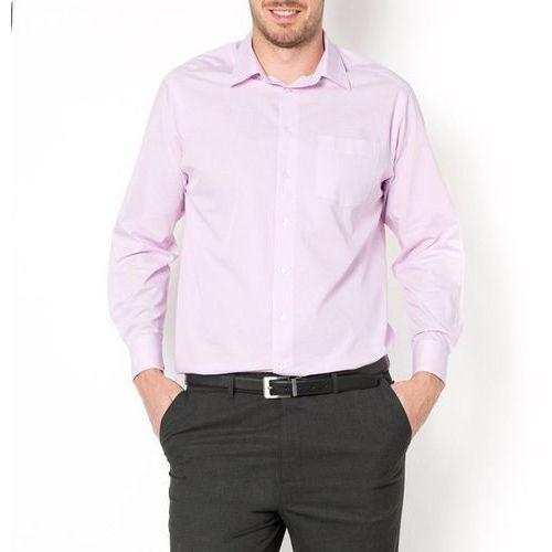 Koszula z długim rękawem, popelina 100% bawełny, rozmiar 2 - sprawdź w La Redoute