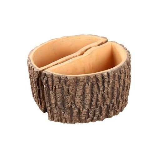 Donice ceramiczne Półpień jesionu 2szt. - oferta [4540d9a54f7362d6]