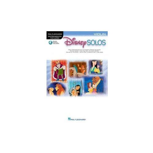Disney Solos for Violin (+Audio Access)