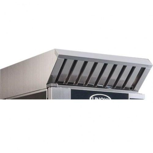 Okap z kondensatorem pary do pieców cheftop el 20xgn 1/1 i bakertop 16x600x400 Unox