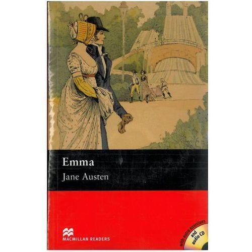 Emma lektura z serii Macmillan Readers , z płytą CD, Macmillan