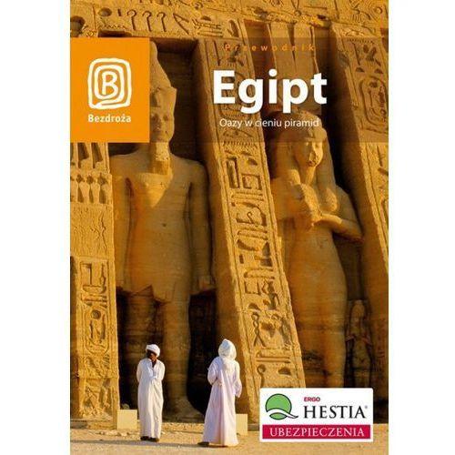 Egipt Oazy w cieniu piramid / Tunezja. Smak harissy i oliwek - SZYMON ZDZIEBŁOWSKI, oprawa miękka
