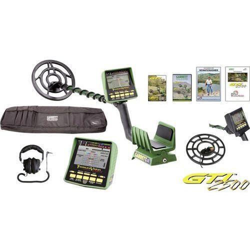 Wykrywacz metali GTI 2500 Pro , sonda 25 cm i 32 cm, maks. głębok. wykryw. 220 cm, produkt marki Garrett