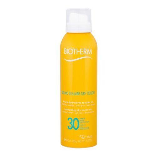 Biotherm brume solaire dry touch mgiełka matująca do opalania z efektem matującym spf 30 (water resistant) 200 ml (3605540922903)