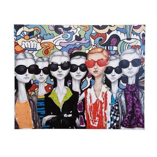 Kare Design Sunglasses Obraz Olejny 120x150cm - 33297 (obraz)