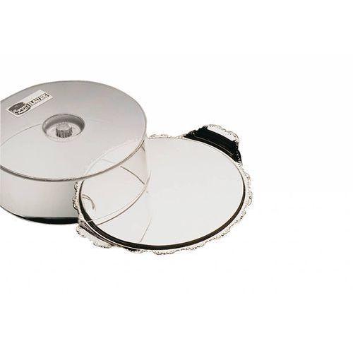 Taca do serwowania z uchwytami i pokrywą | okrągła | śr. 320x(h)100mm marki Aps