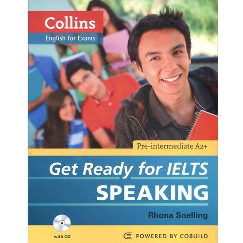 Get Ready for IELTS Speaking Collins English for Exams (134 str.)