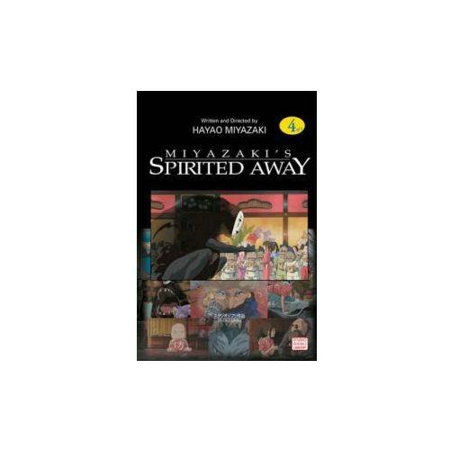Spirited Away Film Comic (9781569317945)