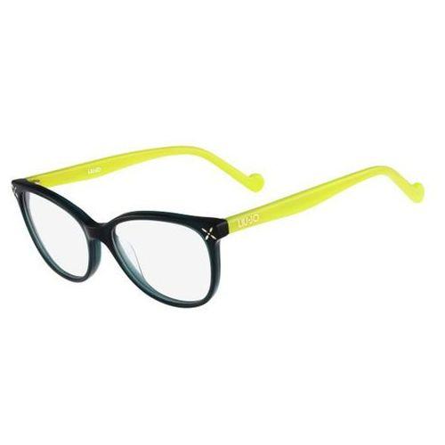 Liu jo Okulary korekcyjne lj2605 303