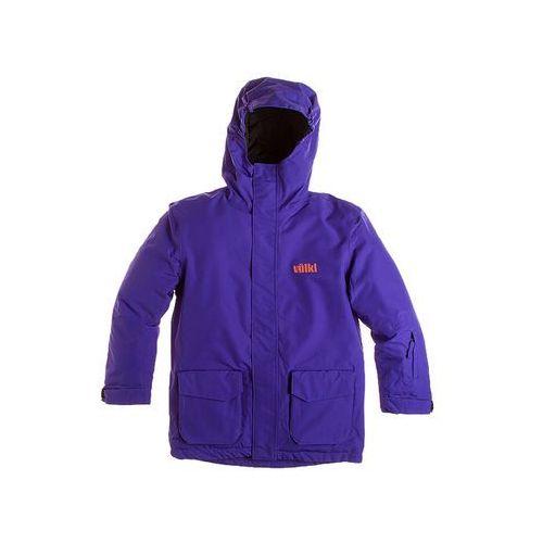 Kurtka narciarska/snowboardowa ''Tripe 1440'' w kolorze fioletowym | rozmiar 152 - produkt z kategorii- kurtki dla dzieci