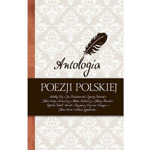 Antologia poezji polskiej, oprawa twarda