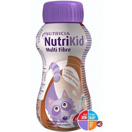 Nutricia Nutrikid Multi Fibre - czekolada - 200ml