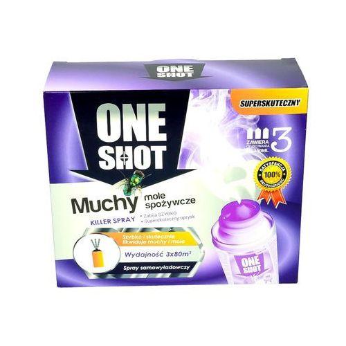 Zabójczo skuteczny środek na muchy. Preparat na muchy. Zestaw 3x150ml.