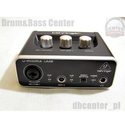 Behringer UM2 interfejs audio USB