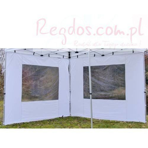 Ścianka do pawilonu biała PROFI 2 szt. 3x3m - produkt dostępny w REGDOS