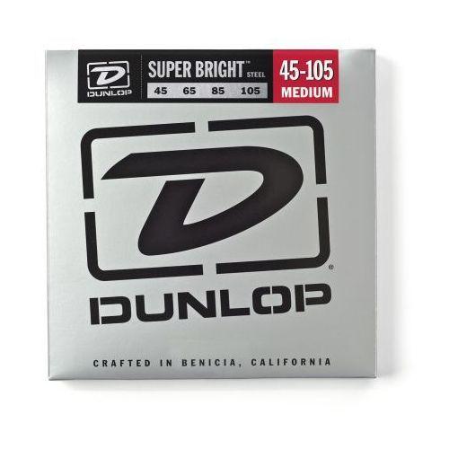 Dunlop bass super bright 5 nickel 045-125