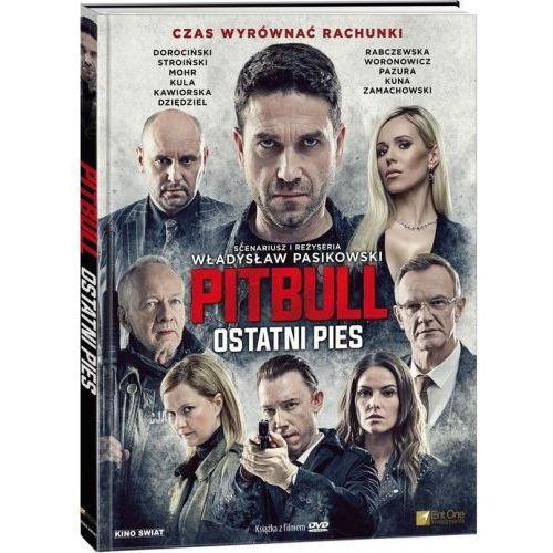 Pitbull Ostatni Pies (Płyta DVD), 93387204433DV (10328135)