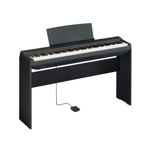 Yamaha L125 B statyw do pianina Yamaha P 125 (czarny)
