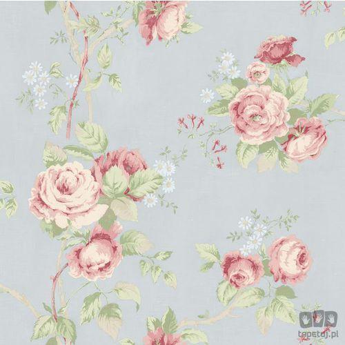 Galerie Tapeta ścienna w róże róża fleurs et toiles cg28815 bezpłatna wysyłka kurierem od 300 zł! darmowy odbiór osobisty w krakowie.