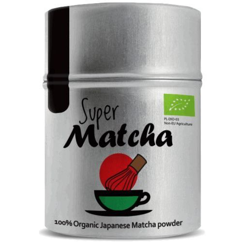 Diet-food Super matcha bio 40g (5901549275735)