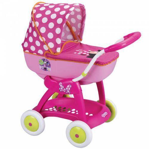 Wózek głęboki Minnie Mouse,Smoby 523133 - oferta [05fb4b74a7a583dd]