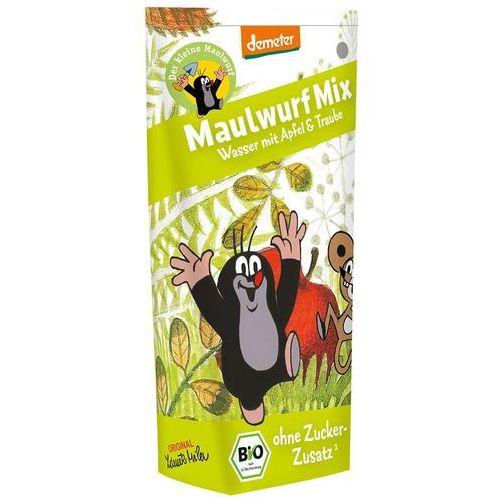 Voelkel Napój dla dzieci krecik jabłkowo-winogronowy demeter bio 200 ml (4015533036095)
